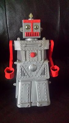 Ideal's ROBERT THE ROBOT VERSION 2, IN BOX w/ REMOTE, TALKING M-