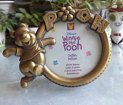 NEW! A Winnie The Pooh Frame. FREE Shipping MINT!