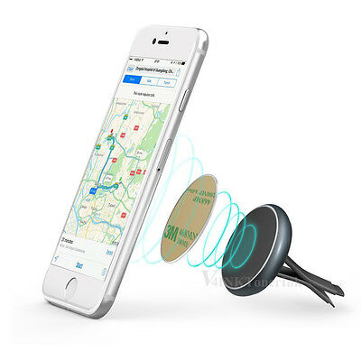 Universal Car Vent Mount Holder Bracket Cradle For Iphone 6 Plus Cell Phone GPS