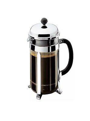 Bodum Chambord 34 Ounce 8 Cup French Press Coffeemaker. New
