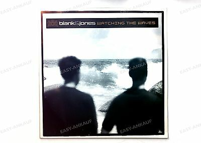 Blank & Jones - Watching The Waves (Part 1) GER Maxi 2002 //1
