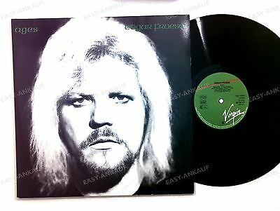 Edgar Froese - Ages GER 2LP 1978 FOC //1