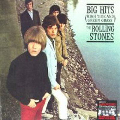 The Rolling Stones - Big Hits (high Tide NEW LP