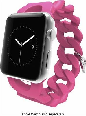 Case-Mate Turnlock Smartwatch Band for Apple Watch 38mm Pink CM032777
