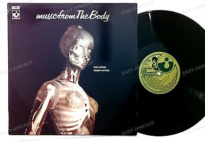 Ron Geesin & Roger Waters - Music From The Body UK LP //1