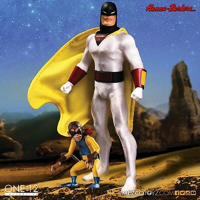 Space Ghost Cloth MEZCO TOYS