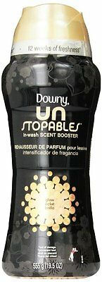 Downy Unstopables In-Wash Glow Scent Booster 31 Loads 19.5 Oz