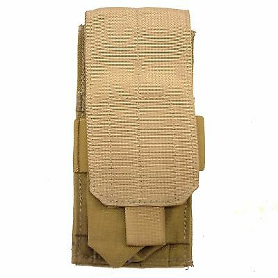 NEW Coyote Single Double Pouch 2x Mag M4 AR15 Eagle Industries 5.56 FSBE MARSOC
