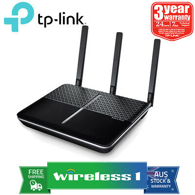 TP-Link Archer VR900 - AC1900 Wireless Gigabit VDSL/ADSL Modem Router