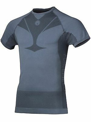 Forcefield Light Grey Technical Short Sleeved Baselayer Top