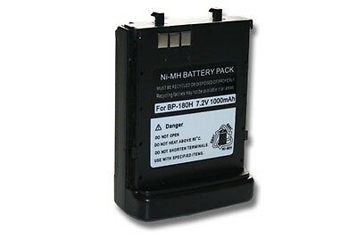 BATTERY for Icom IC-T7A, IC-T7E, IC-Z1A