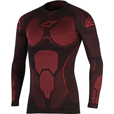 NEW Alpinestars Ride Tech Summer Base Layer Motocross Motorcycle Long Sleeve Top