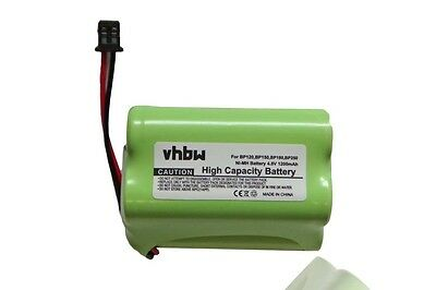 BATTERY 1200mAh 4.8V for Uniden Bearcat UBC120XLT,UBC180XLT