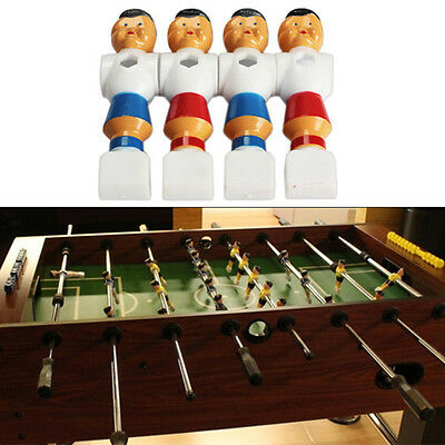 4pcs Fashion Rod Foosball Soccer Table Football Men Player Replacement Parts