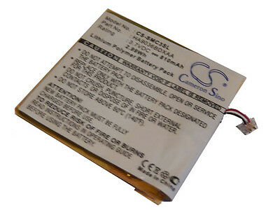 BATTERY 810mAh FOR Samsung YP-CP3 / YP-CP3AB/XSH (4G) / YP-CP3AB/XSH (8G)