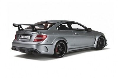 PRE ORDER GT Spirit Mercedes-AMG C 63 Black Series - 1/18 Limited Edition GT731