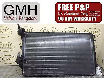 Vw Golf 1.9 Diesel Water Cooler Coolant Radiator With A/c 2004-2009§