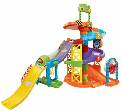 VTech Baby Toot-Toot Drivers Parking Tower Garage Toy Playset Improve Dexterity