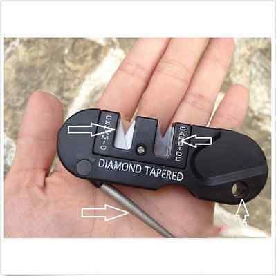EDC Knife Sharper Pocket Multi Tool Outdoor Survival Camping Hiking Tool Uesful