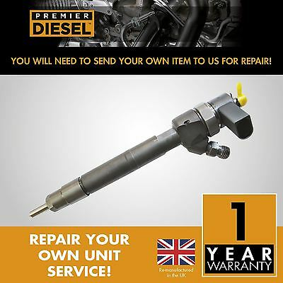 Renault Trafic 1.9 DCI Reconditioned Bosch Diesel Injector - 0445110146
