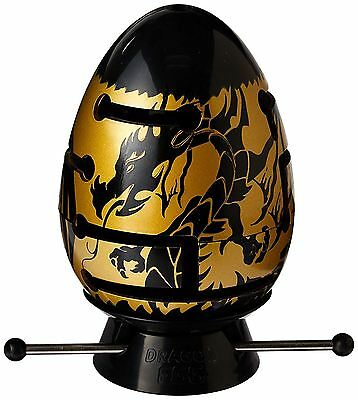 2-Layer Smart Egg Labyrinth Puzzle Level II 2-47 Black Dragon