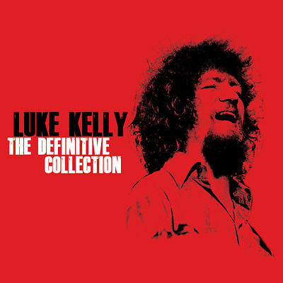 Luke Kelly - The Definitive Collection -2Cd Set - Raglan Road - Free Uk P&p