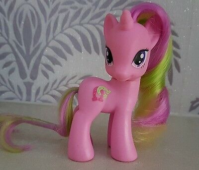 My Little Pony FiM G4 Single Brushable Pony *Lulu Luck* 2011 Single New HTF UK
