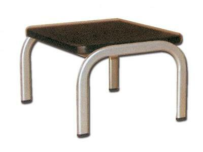 Running Board Black Painted Clinic With Tubular Structure And Footrest 45X26X20H