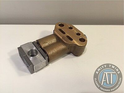 Triumph UK Made Oil Pump for Unit Twins 70-9421 500/650/750 HIGHEST QUALITY