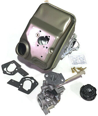 OPD Replacement 498298 Carburetor with Briggs and Stratton Fuel Tank 694315