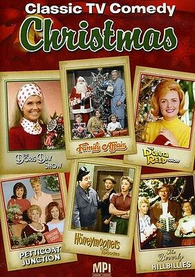 Ultimate Classic TV Christmas Comedy Collection (2013, DVD NEUF)