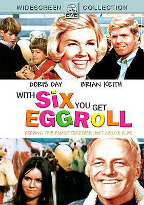 With Six You Get Eggroll (2005, DVD NEUF)