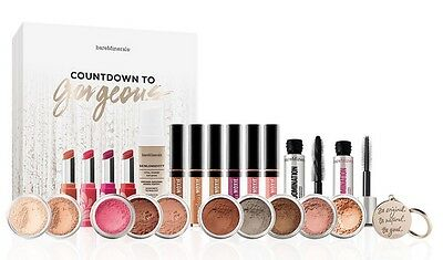 Bare Minerals Countdown to Gorgeous Beauty Advent Calendar & Free Gift Bag