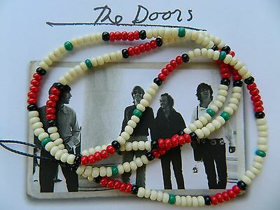 Jim Morrison-Authentic Replica 1991 The Doors movie necklace/Cobra necklace
