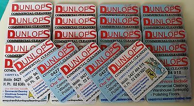 Custom Business Or Club Coasters 10/25/50/100 - Non Slip - Advertisting Tool