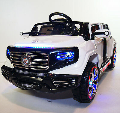 Kids Ride On Cars BIG 4 DOORS CAR For Kids (SX1528) Battery Operated Ride On Car