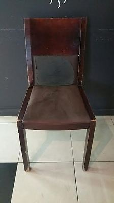 Restaurant Cafe Chairs Shabby Vintage Restoration Dining Furniture Seats
