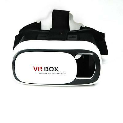 Cardboard Virtual Reality 3D VR Box Headset Game Glasses Helmet for Phone WS
