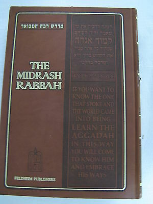 The Midrash Rabbah On Megillas Ruth In English and Commentary.