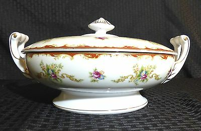 Round Covered Vegetable in Wembley by Harmony House China