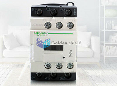 Schneider LC1D09B7C TeSys D AC Contactor Coil AC24V 9A New in box