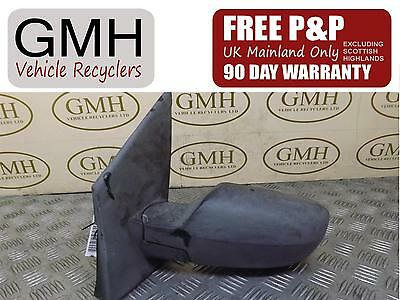 Ford Fiesta Left Passenger Nearside Electric Wing Mirror (17683Bn) 2002-05  §