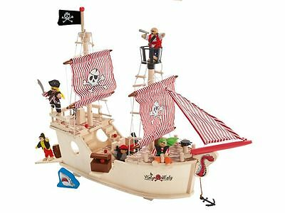 PLAYTIVE® JUNIOR Piratenboot/Schiff
