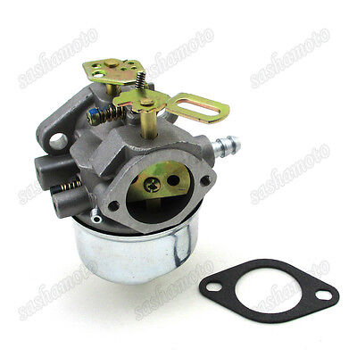 Adjustable Carburetor Tecumseh 10HP 9HP 8HP Engine HMSK80 HMSK90 Snowblower Carb