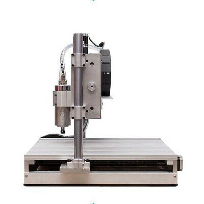 AM3040 4axis CNC mini portable wood working machine, engraving milling router