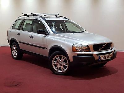 2006 Volvo XC90 2.9 T6 SE Geartronic AWD 5dr
