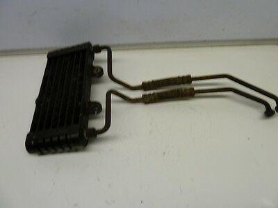 Kawasaki Zr7 Oil Cooler And Pipes Zr7S