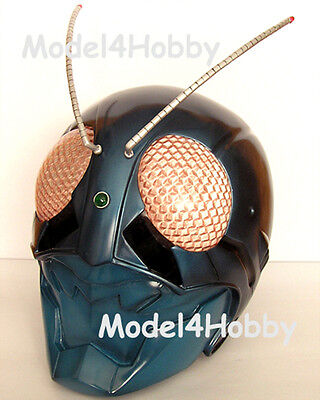 Cosplay! Kamen Rider The FIRST No.1 Helmet(Mask) 1/1 Scale Action TV Hero Props!