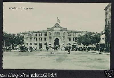 1860.-MADRID -Plaza de Toros *