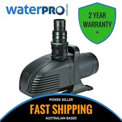 Pondmate 2.0 Dirty Water Pump 24000L/H 8.4M 720W 240V PM2-24000C